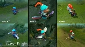 Beaver Knight (Courier) Full Unlock