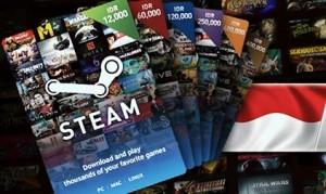 Steam Wallet Code - IDR 90.000