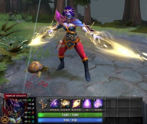 Templar Assassin Immortal Mix Set