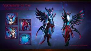 Vestments of the Fallen Princess (Vengeful Spirit Set)