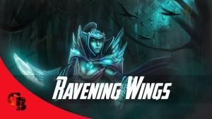 Ravening Wings (Phantom Assassin Set)