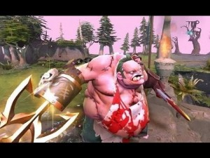 Golden Ripper's Reel (Immortal Pudge)