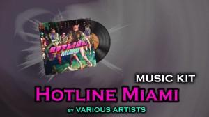 StatTrak™ Music Kit | Various Artists HotlineMiami