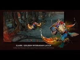 Golden Hydrakan Latch (Immortal Slark)