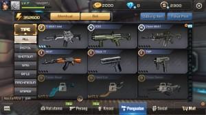 Ti M4A1+KSG VIP0