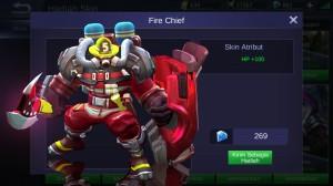 Fire Chief (Skin Johnson)