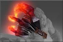 Genuine Molten Claw (Immortal Axe)