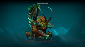 Sovereign of the Kray Legions (Sand King Set)