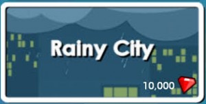 Rainy City - Weather Machine