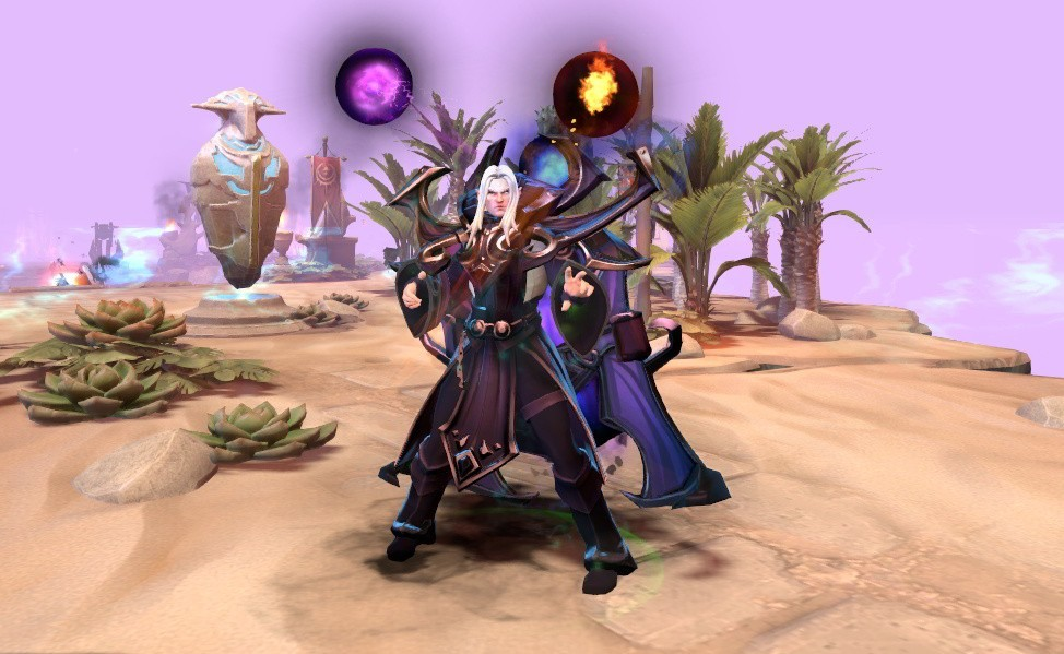 Dark Artistry (Immortal Set Invoker)