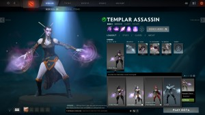 Onyx Lotus (Templar Assassin Set)