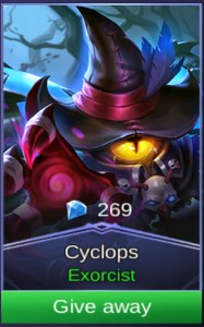 Exorcist (Skin Cyclops)