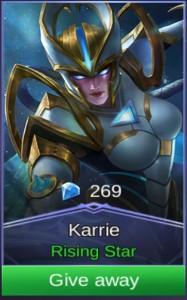 Rising Star (Skin Karrie)