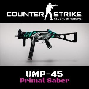 UMP-45 | Primal Saber