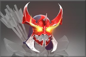 Inscribed Mania's Mask (Immortal Drow Ranger)