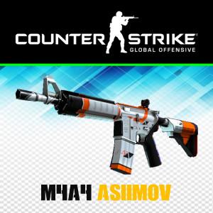 M4A4 | Asiimov