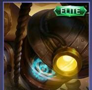 Super Adventurer (Elite Skin Cyclops)