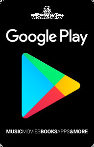 Google Play Gift Card – USD $15