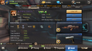 Vip 4 dark n alloy