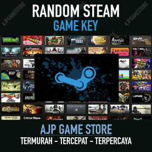 Random Steam Key GLOBAL 1 Key