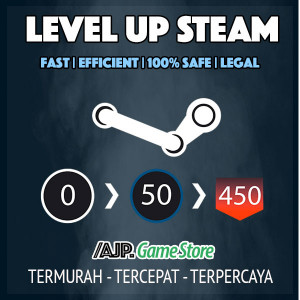 Steam Trading Card (Level Up)