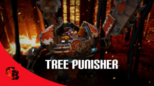 Tree Punisher (Timbersaw Set)
