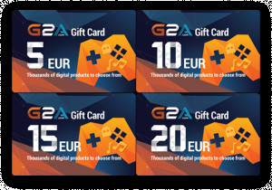 G2A Gift Card €3