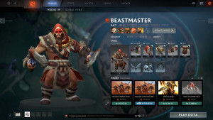 Hunter of the Red Talon (Beastmaster Set)
