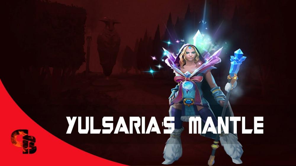 Crystal Maiden Dota 2 Immortals: Jual Yulsaria's Mantle (Immortal TI7 Crystal Maiden) Dari