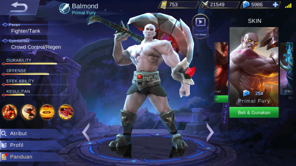 Power Source (Skin Balmond)
