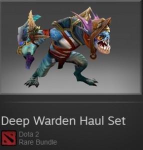 Deep Warden Haul (Slark Set)