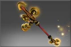 Golden Staff of Gun-Yu (Immortal TI7 Monkey King)