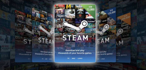 Steam Wallet Code - IDR 400.000