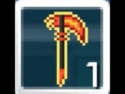 Flame Scythe (Bonus)