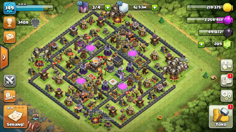 TH11 Semi Maxx - Kode (002)