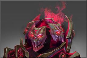 Mantle of Grim Facade (Immortal TI7 Shadow Demon)