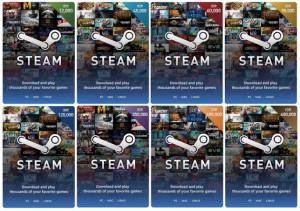 Steam Wallet Code - IDR 400.000