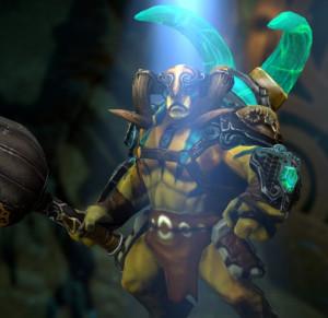 Harness of the Fissured Soul (Elder Titan Set)