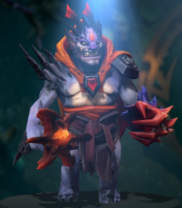 Curse of the Malignant Corruption Set (Lion Set)