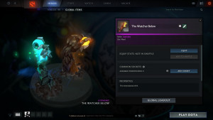 The Watcher Below (Ward)