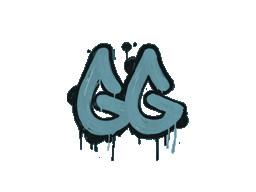 """Sealed Graffiti """"GGEZ"""""""