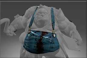 Inscribed Bloodstained Britches (Pudge)