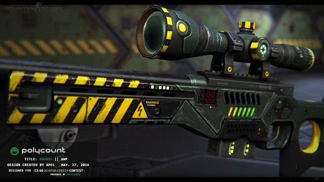 AWP | Phobos (Restricted Sniper Rifle)