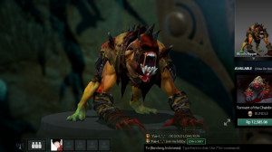Bloody Ripper (Lifestealer Set)