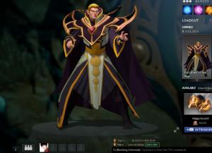 Cabalist of Dark Magic (Invoker Set)