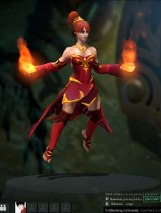 The Garments of the Charred Bloodline (Lina Set)