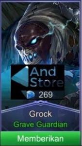 Grock ( Grave Guardian )