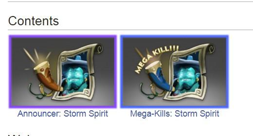 Storm Spirit (Announcer Pack)