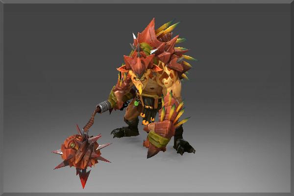 Heavy Barbed Armor Set (Bristleback Set)
