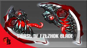 Thirst of Eztzhok (Immortal Bloodseeker)